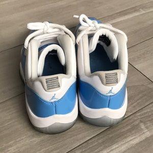 2fc4c90297f Jordan Shoes | Nike Air 11 Retro Low Carolina | Poshmark